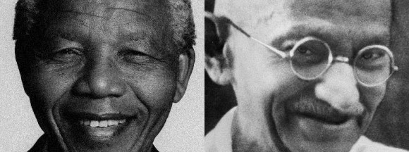 Gandhi-Mandela together