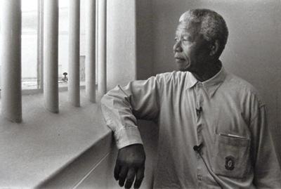 madiba in prison