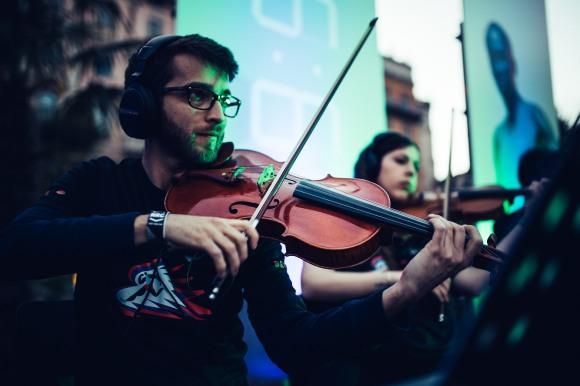 violin MaxMenning
